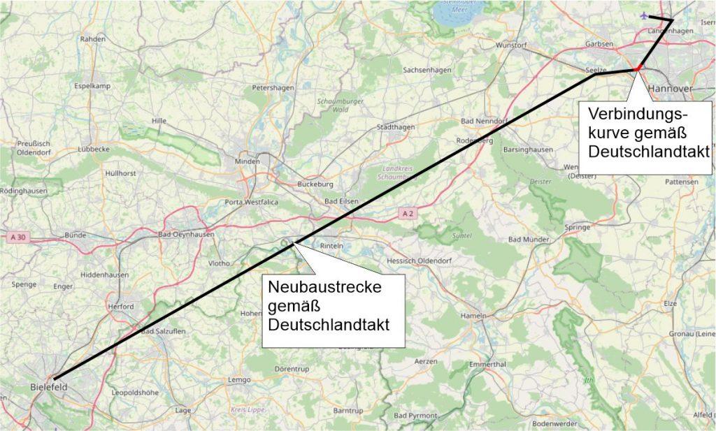 Karte Flughafen-Shuttle