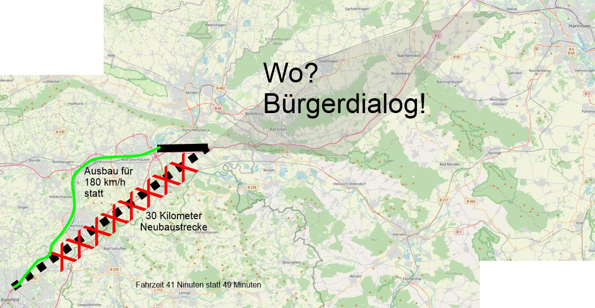 Bielefeld Nach Hannover
